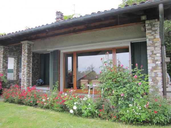 Villa in vendita a Ghiffa, Lago Maggiore, Con giardino, 400 mq - Foto 7