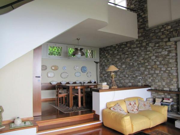 Villa in vendita a Ghiffa, Lago Maggiore, Con giardino, 400 mq - Foto 14