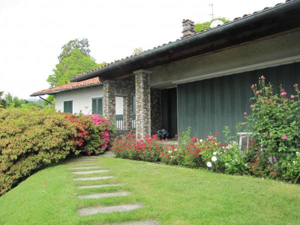 Villa in vendita a Ghiffa, Lago Maggiore, Con giardino, 400 mq - Foto 19