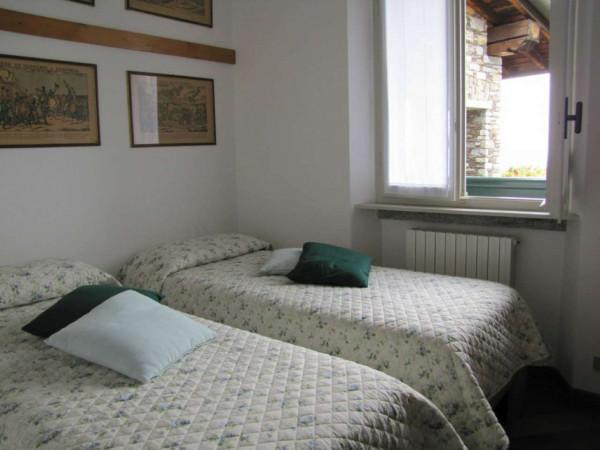 Villa in vendita a Ghiffa, Lago Maggiore, Con giardino, 400 mq - Foto 10