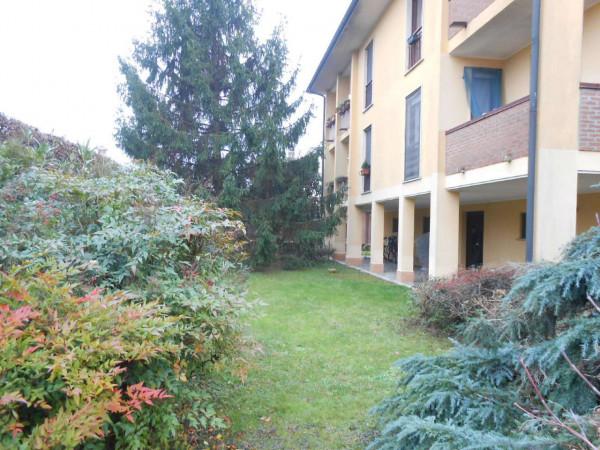 Appartamento in vendita a Trescore Cremasco, Residenziale, Con giardino, 101 mq