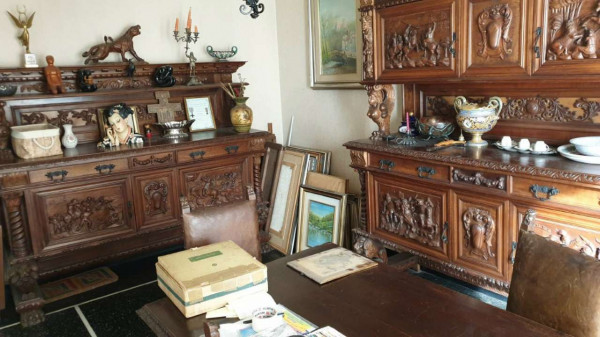 Appartamento in vendita a Genova, Adiacenze Via Lagustena, 110 mq - Foto 25