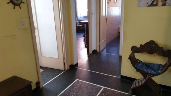 Appartamento in vendita a Genova, Adiacenze Via Lagustena, 110 mq - Foto 26