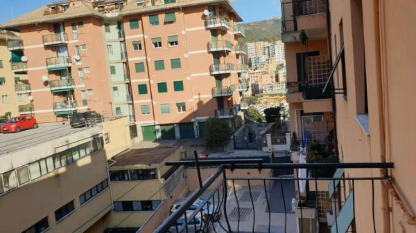 Appartamento in vendita a Genova, Adiacenze Via Lagustena, 110 mq - Foto 3