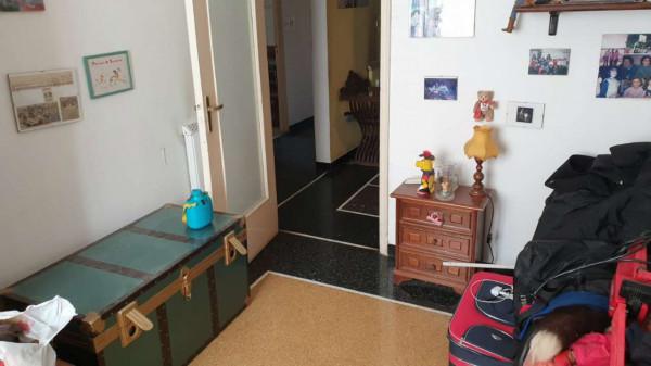 Appartamento in vendita a Genova, Adiacenze Via Lagustena, 110 mq - Foto 37