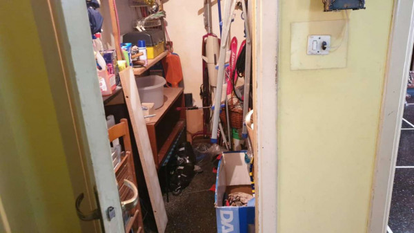 Appartamento in vendita a Genova, Adiacenze Via Lagustena, 110 mq - Foto 34