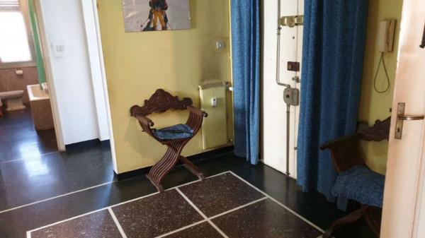 Appartamento in vendita a Genova, Adiacenze Via Lagustena, 110 mq - Foto 50