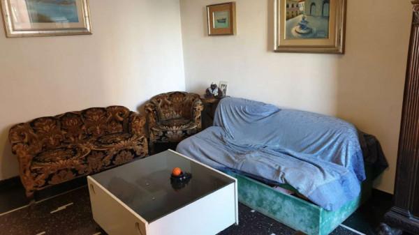 Appartamento in vendita a Genova, Adiacenze Via Lagustena, 110 mq - Foto 18