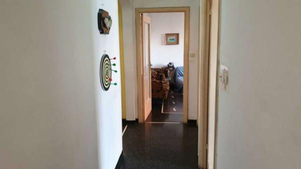 Appartamento in vendita a Genova, Adiacenze Via Lagustena, 110 mq - Foto 39
