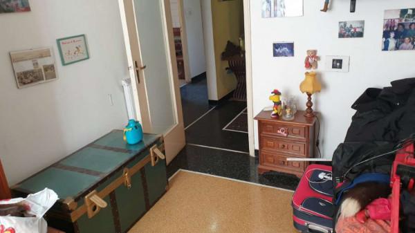 Appartamento in vendita a Genova, Adiacenze Via Lagustena, 110 mq - Foto 11