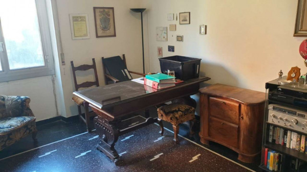 Appartamento in vendita a Genova, Adiacenze Via Lagustena, 110 mq - Foto 41