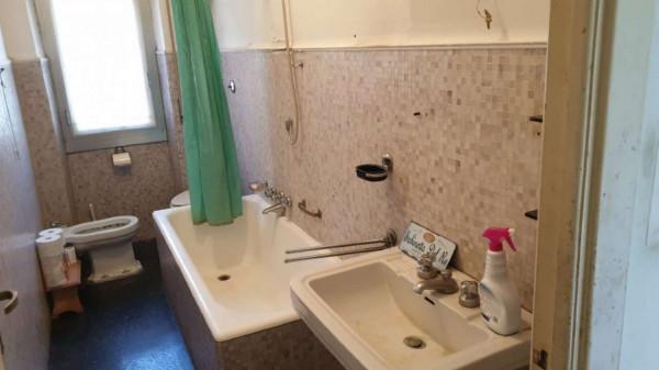 Appartamento in vendita a Genova, Adiacenze Via Lagustena, 110 mq - Foto 36