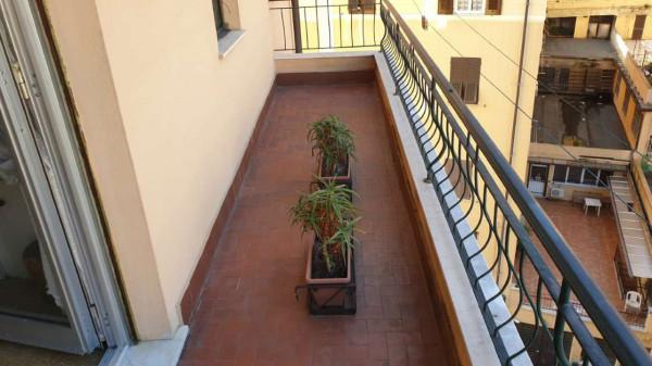 Appartamento in vendita a Genova, Adiacenze Via Lagustena, 110 mq - Foto 8