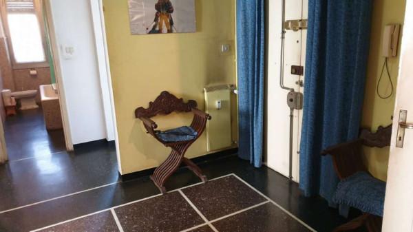 Appartamento in vendita a Genova, Adiacenze Via Lagustena, 110 mq - Foto 29