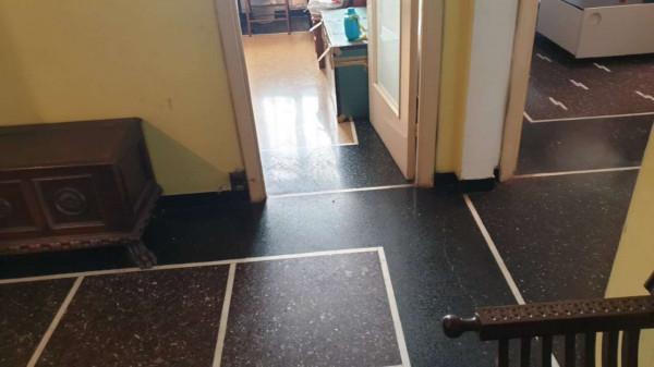 Appartamento in vendita a Genova, Adiacenze Via Lagustena, 110 mq - Foto 49