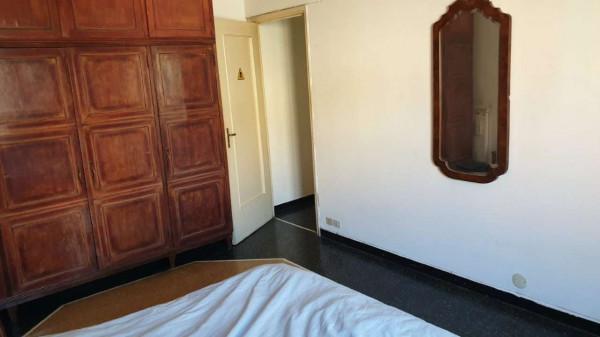 Appartamento in vendita a Genova, Adiacenze Via Lagustena, 110 mq - Foto 19