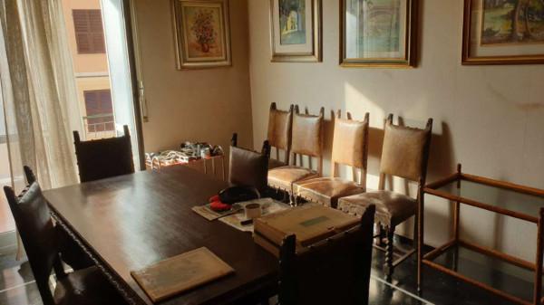 Appartamento in vendita a Genova, Adiacenze Via Lagustena, 110 mq - Foto 44