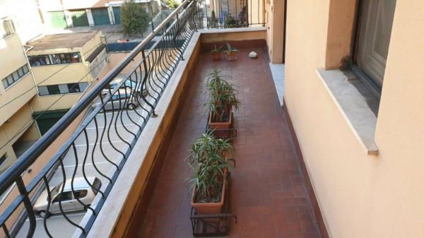 Appartamento in vendita a Genova, Adiacenze Via Lagustena, 110 mq - Foto 32