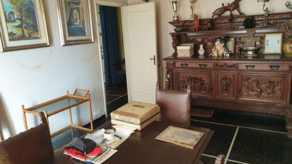 Appartamento in vendita a Genova, Adiacenze Via Lagustena, 110 mq - Foto 21