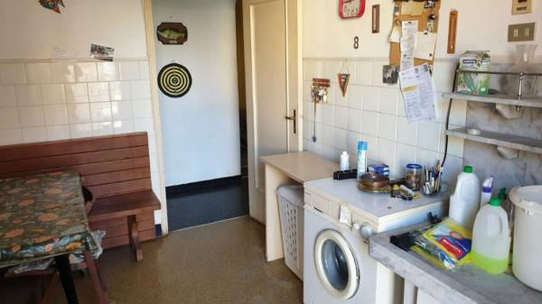 Appartamento in vendita a Genova, Adiacenze Via Lagustena, 110 mq - Foto 47