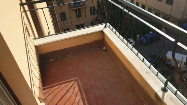 Appartamento in vendita a Genova, Adiacenze Via Lagustena, 110 mq - Foto 33