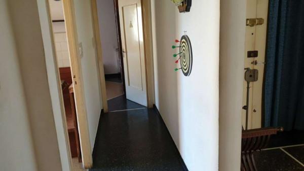 Appartamento in vendita a Genova, Adiacenze Via Lagustena, 110 mq - Foto 14