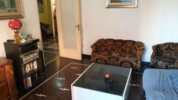 Appartamento in vendita a Genova, Adiacenze Via Lagustena, 110 mq - Foto 15