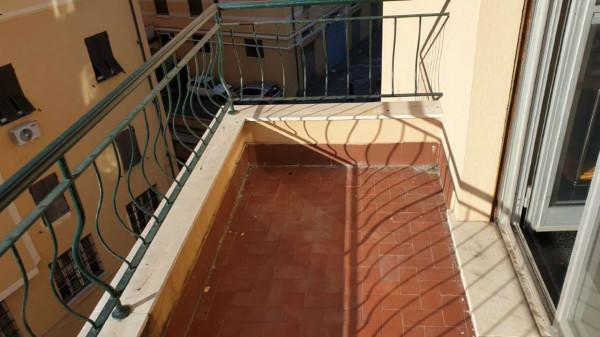Appartamento in vendita a Genova, Adiacenze Via Lagustena, 110 mq - Foto 7