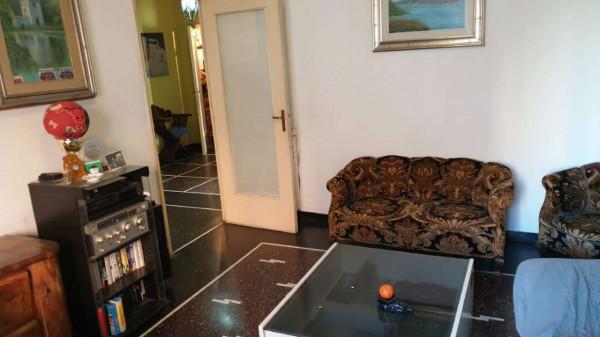 Appartamento in vendita a Genova, Adiacenze Via Lagustena, 110 mq - Foto 16