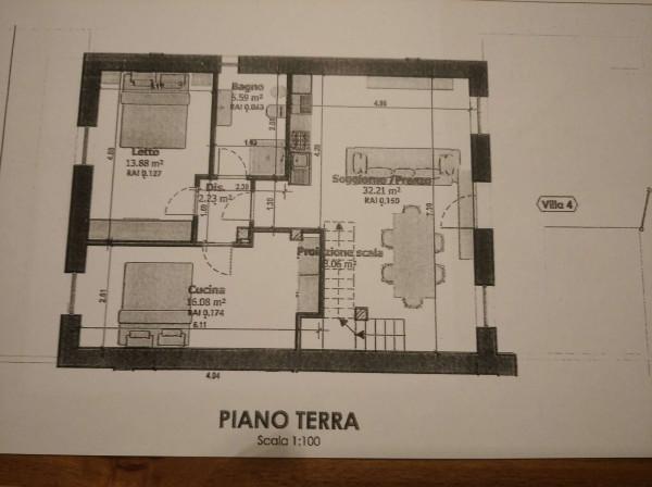 Appartamento in vendita a Formigine, 188 mq