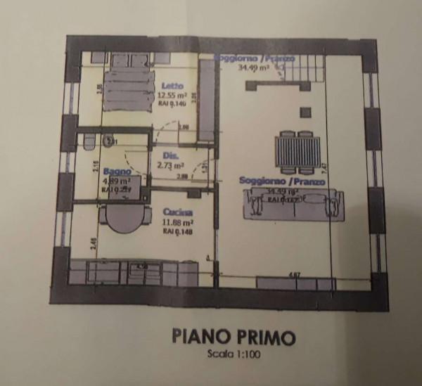 Appartamento in vendita a Formigine, Con giardino, 143 mq