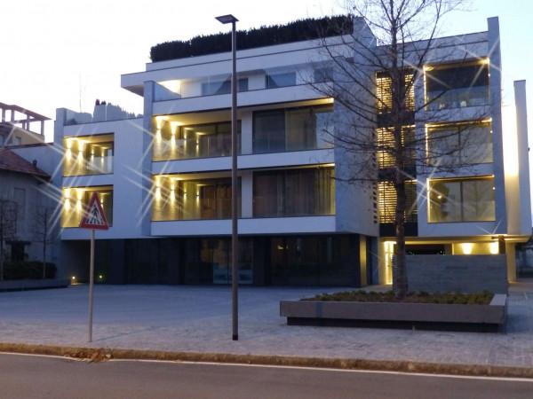 Appartamento in vendita a Cabiate, Centro, Con giardino, 118 mq