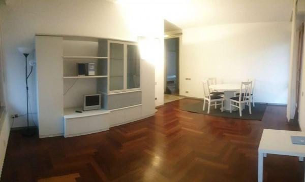 Appartamento in affitto a Milano, San Siro, Arredato, 105 mq