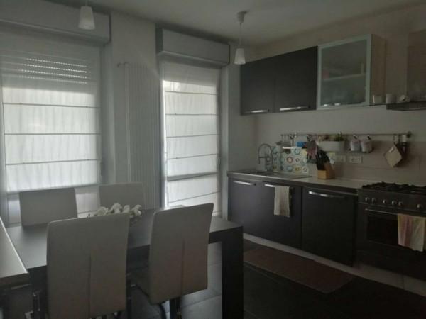 Appartamento in vendita a Milano, Santa Giulia, Con giardino, 230 mq - Foto 16