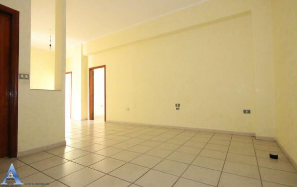 Appartamento in vendita a Taranto, Rione Italia, Montegranaro, 118 mq - Foto 17