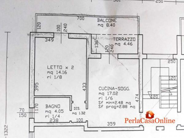 Appartamento in vendita a Forlì, San Lorenzo In Noceto, Con giardino, 50 mq - Foto 2