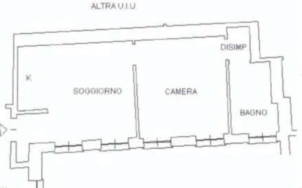 Appartamento in affitto a Milano, Via Della Spiga, Arredato, 45 mq - Foto 4