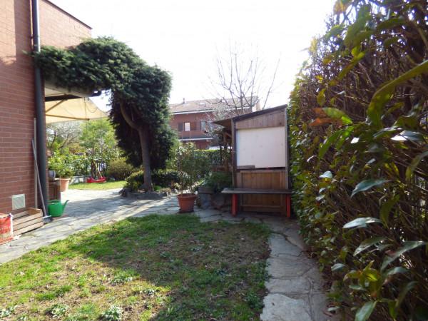 Villetta a schiera in vendita a Mappano, Conad/tibaldi, Con giardino, 180 mq