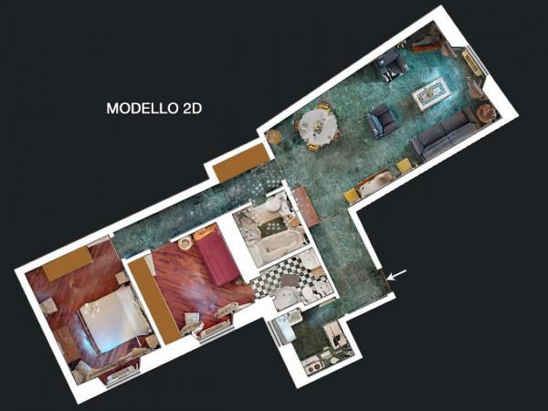 Appartamento in affitto a Firenze, Arredato, 96 mq - Foto 3