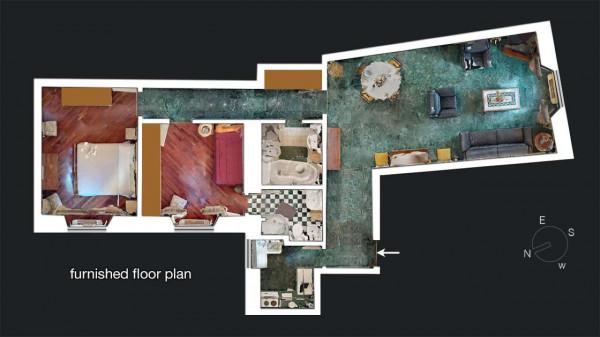 Appartamento in affitto a Firenze, Arredato, 96 mq - Foto 23