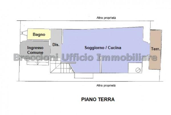 Appartamento in vendita a Trevi, Centro Storico, 110 mq - Foto 19