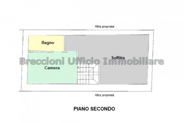 Appartamento in vendita a Trevi, Centro Storico, 110 mq - Foto 21