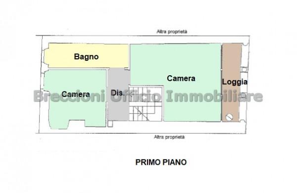 Appartamento in vendita a Trevi, Centro Storico, 110 mq - Foto 20