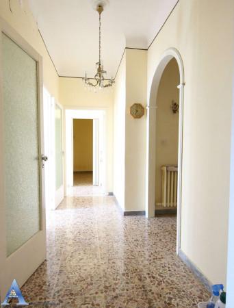 Appartamento in vendita a Taranto, Rione Italia, Montegranaro, 113 mq - Foto 17
