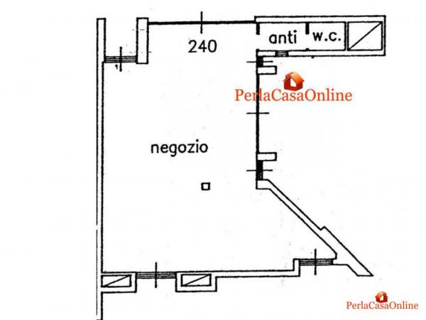 Negozio in vendita a Forlì, Stadio, 160 mq - Foto 3