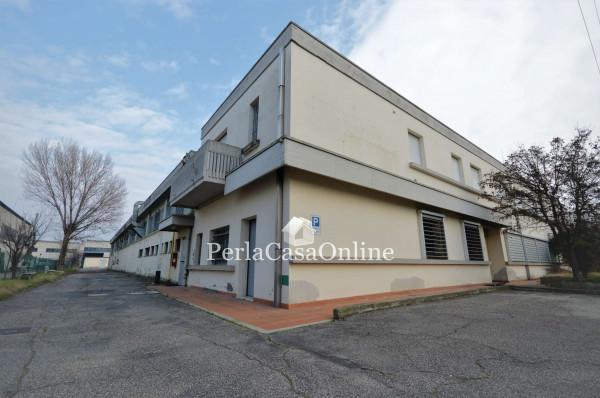 Capannone in vendita a Forlì, Coriano, 2780 mq - Foto 8