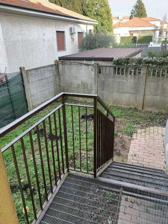 Appartamento in vendita a Garbagnate Milanese, Centro, Con giardino, 60 mq - Foto 4