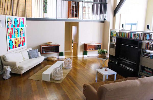 Appartamento in vendita a Milano, San Cristoforo - Naviglio Grande, Arredato, con giardino, 236 mq