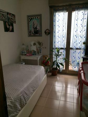 Appartamento in vendita a Garbagnate Milanese, Stazione, Con giardino, 120 mq - Foto 16