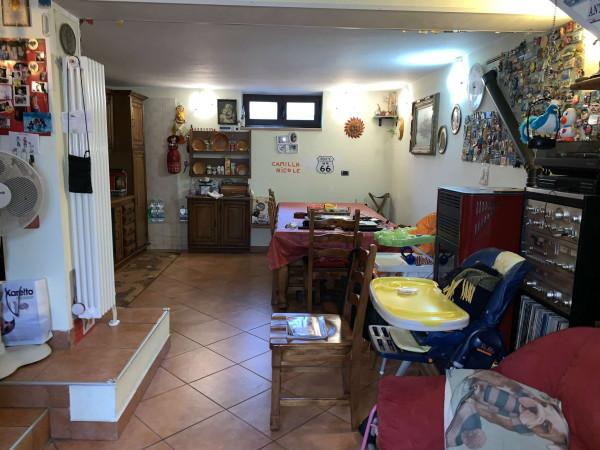 Appartamento in vendita a Garbagnate Milanese, Stazione, Con giardino, 120 mq - Foto 4